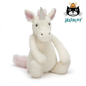 Jellycat Bashful Unicorn Mary Shortle