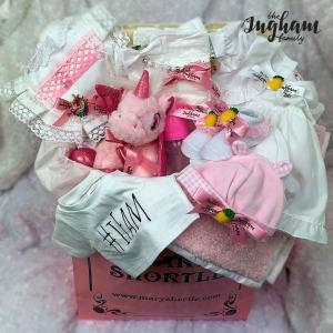The Ingham Family Bag Hamper Mary Shortle