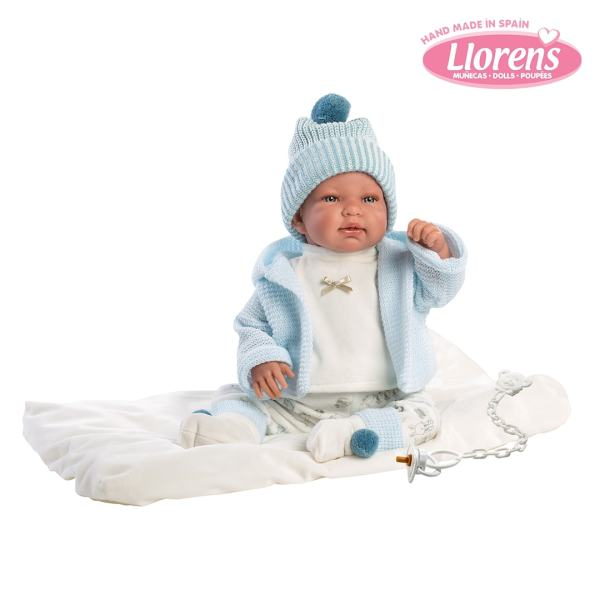Braydon Play Doll Llorens Mary Shortle