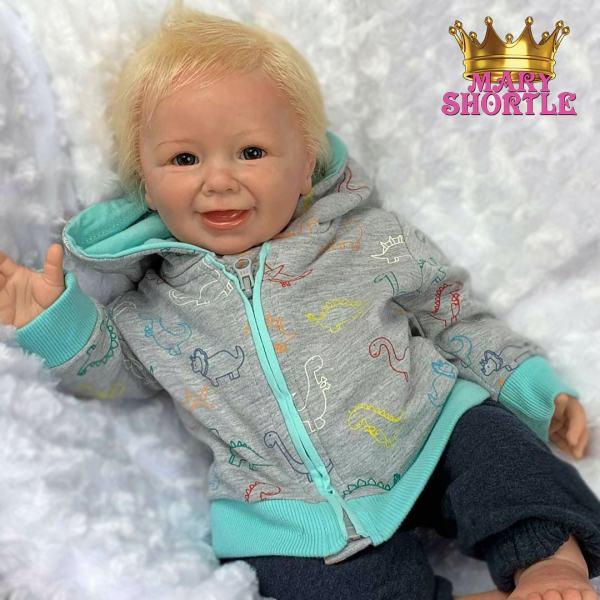 Moritz Reborn Mary Shortle