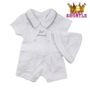 Just Arrived Romper Tiny Chick Mary Shortle