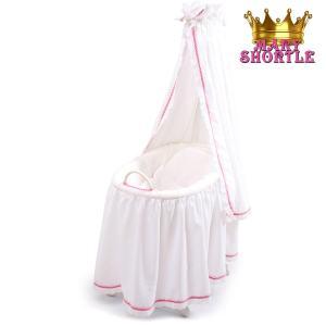 Doll's Bed Romantic Drape Crib Mary Shortle