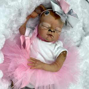 Reborn Doll Baby Fawn Finella Mary Shortle