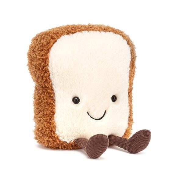 Amuseable Toast Jellycat Teddy Mary Shortle
