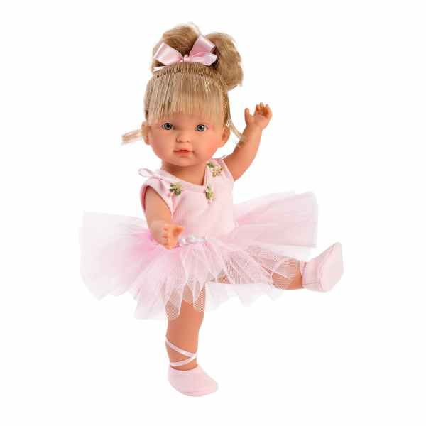 Annie Llorens Girl Play Doll Mary Shortle