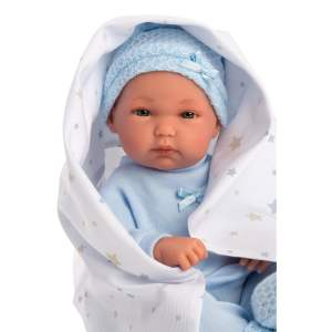 Elijah Llorens Boy Play Doll Mary Shortle