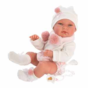 Melissa Llorens Girl Play Doll Mary Shortle
