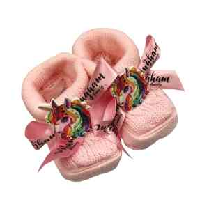 Pink Ingham Boots Mary Shortle