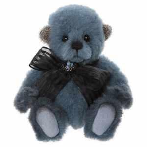 Bluebeary Charlie Bears Teddy Mary Shortle