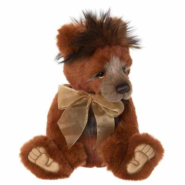 Brimble Charlie Bears Teddy Mary Shortle
