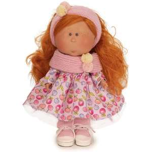 D'Nines Play Doll Hailey Mary Shortle