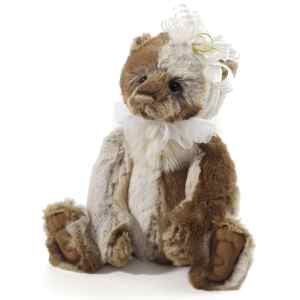 Nyah Charlie Bears Teddy Mary Shortle