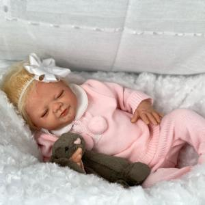 Angeli-Mae Reborn Baby Mary Shortle