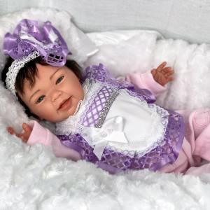Bailey Reborn Baby Mary Shortle