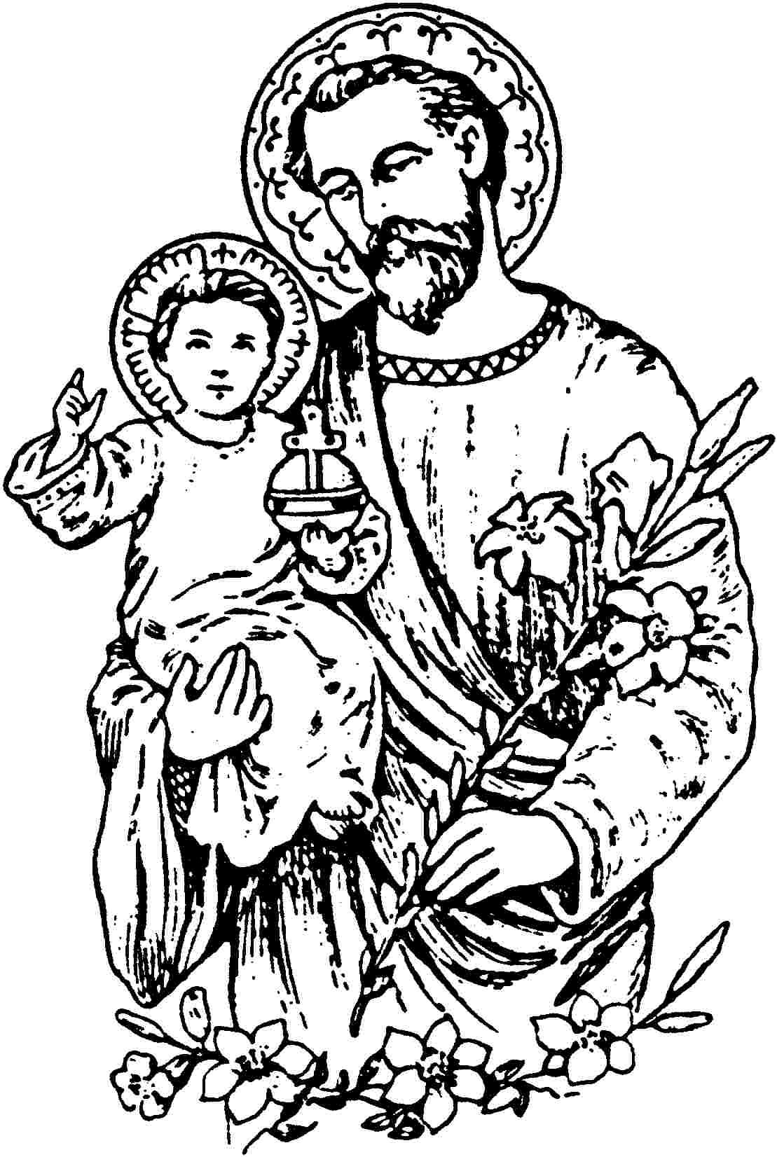 File St Joseph With Child Jesus 001