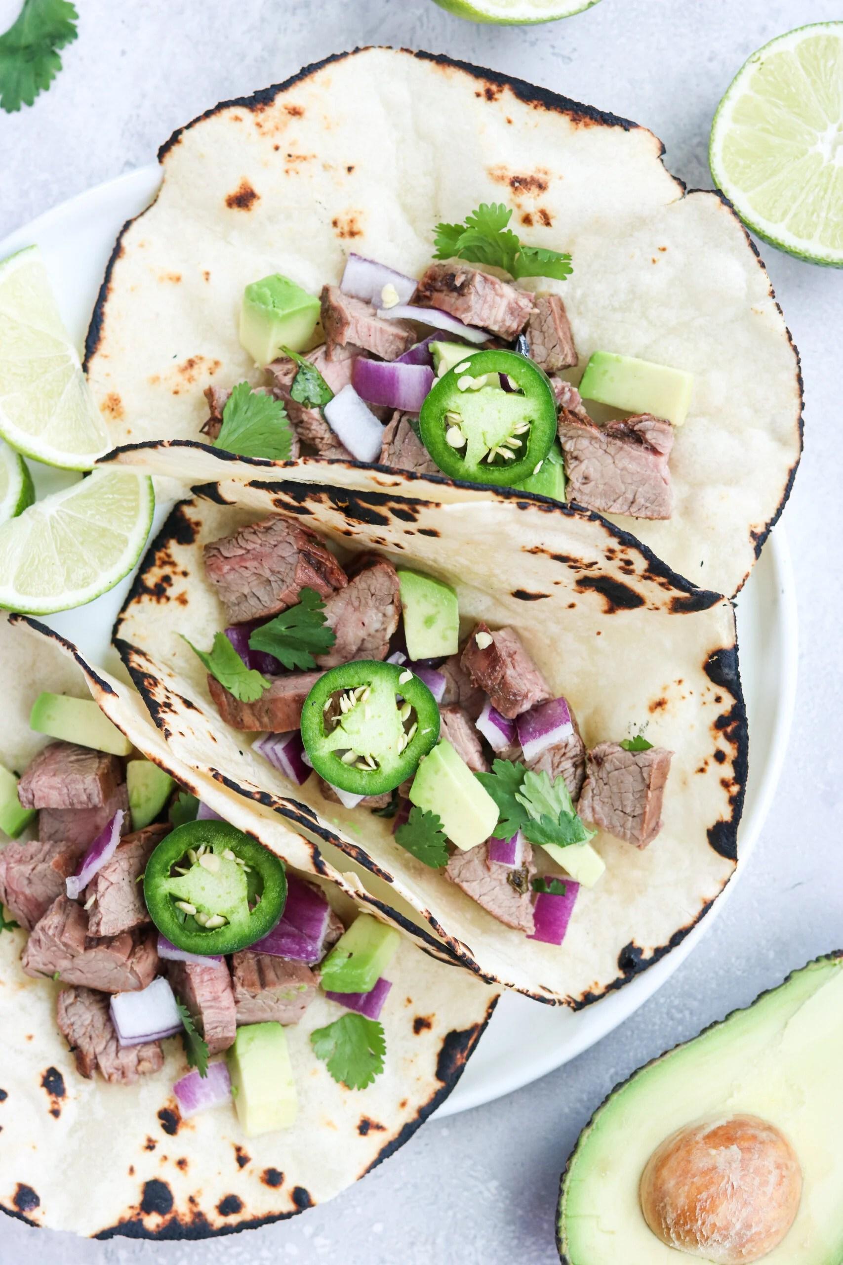 Paleo Street Tacos