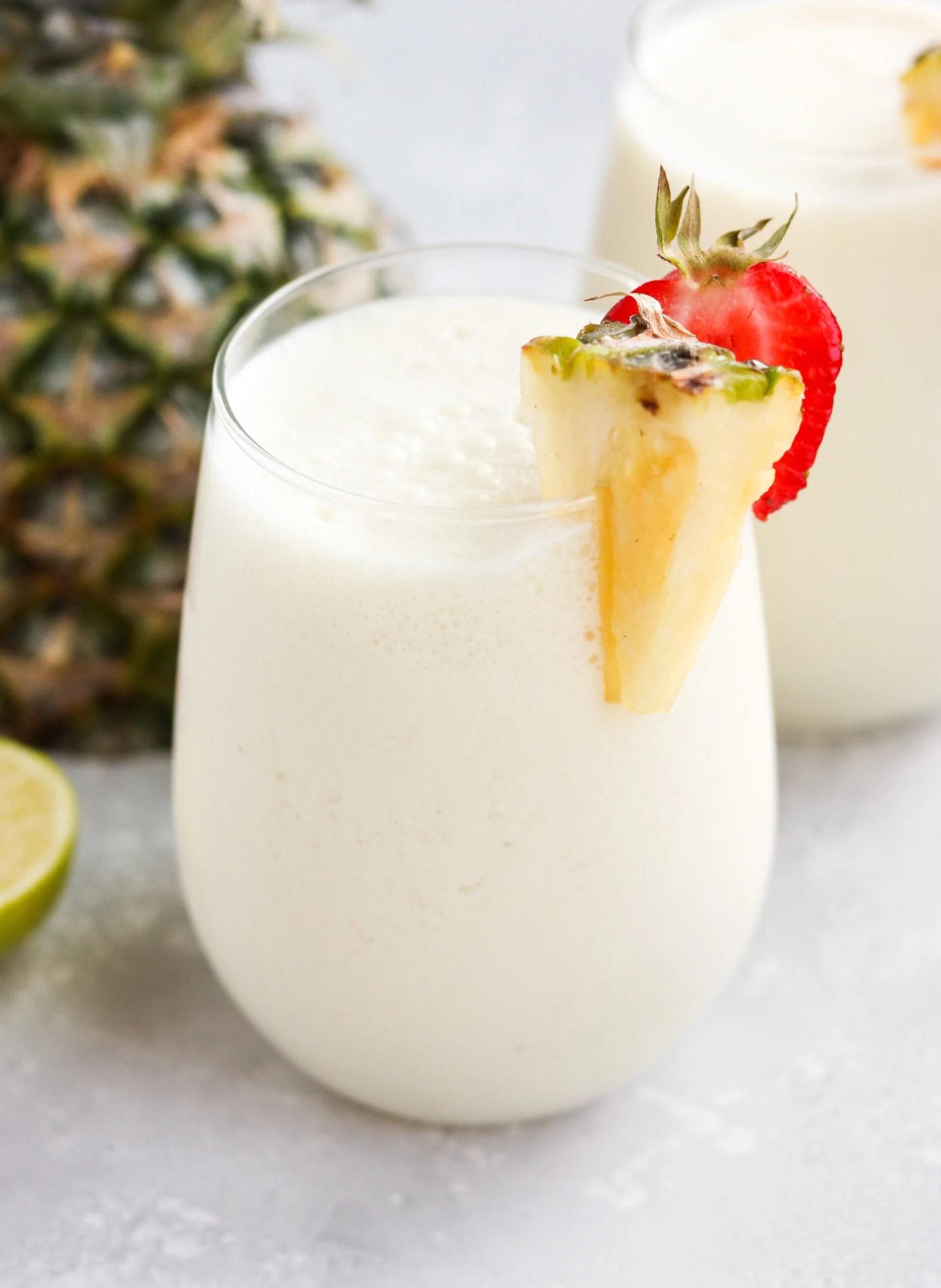 Paleo Pina Colada (Dairy Free)