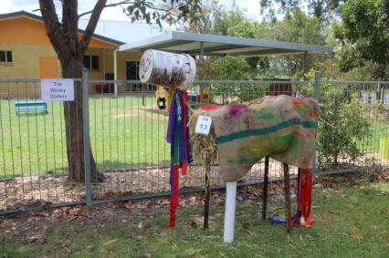 IM13 Scarecrow Name: The Wonky Donkey Owner: Mary Valley Child Care 35 William Street Imbil 4570 Registration Centre: Imbil Category: Childrens