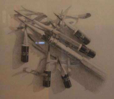 2014 Drawing winner Brett A Jones