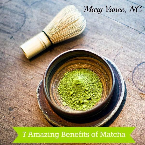 7 Benefits of Matcha Tea