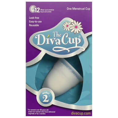 Diva Menstrual Cup - Model 2