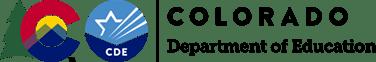 Colorado Department of Education : Brand Short Description Type Here.