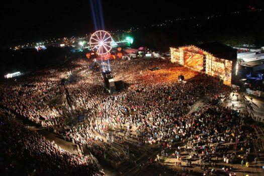Haltestelle Woodstock 2018 Kostrzyn nad Odra
