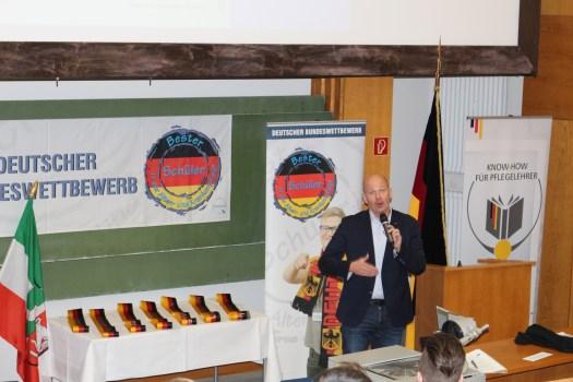 Bundeswettbewerb bester Schüler in der Alten und Krankenpflege 2018 Köln