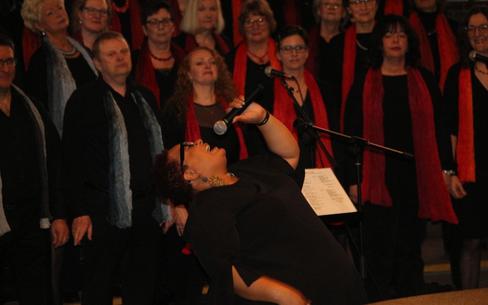 Darnita Rogers Joy of Gospel