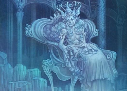 Morena, Eiskönigin