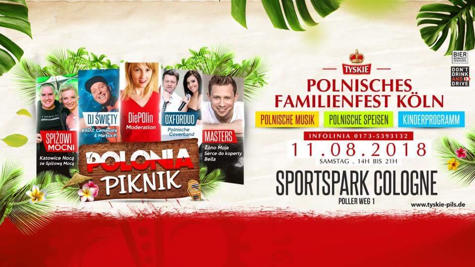 Polnisches Familienfest Köln 2018