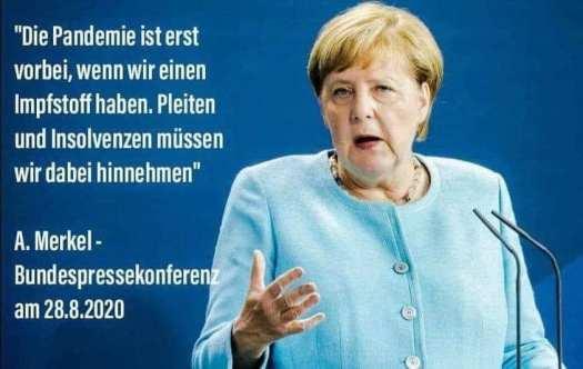 Merkel - Bundespressekonferenz 28.08.2020