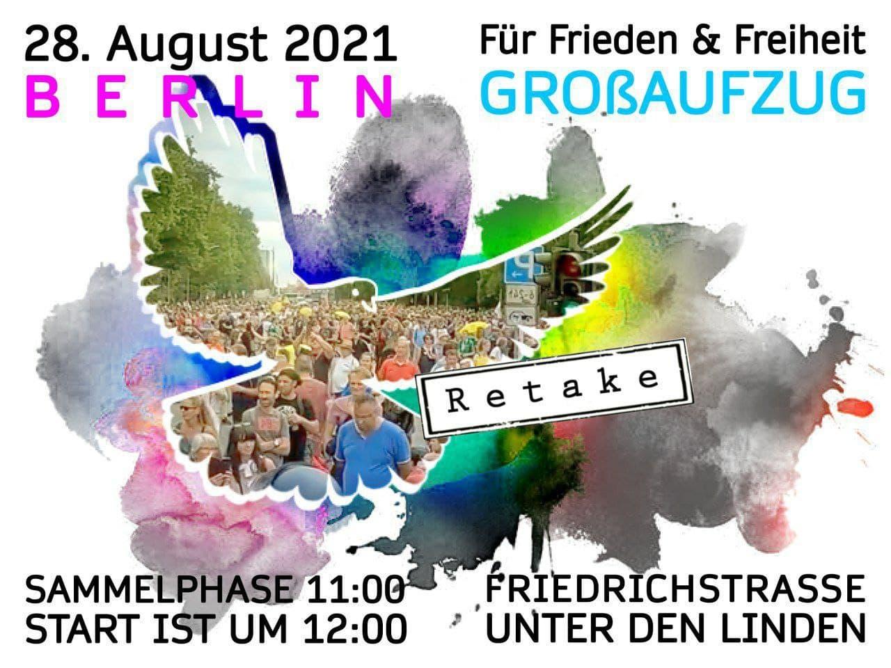 Berlin für Frieden und Freiheit