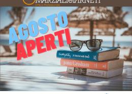 Agosto aperti Occhiali Ottica Bergamo Marziali e Farneti