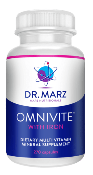 Omnivite with Iron