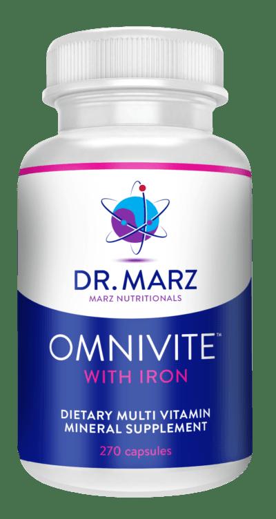 Omnivite with Iron