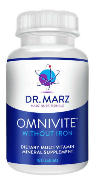 Omnivite without Iron