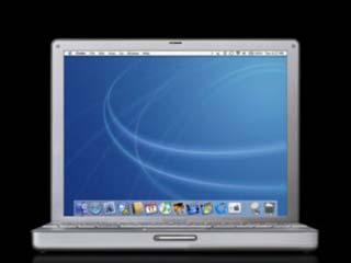 PowerBookG4/1GHz 12inch
