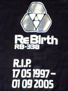 ReBirth Tシャツ