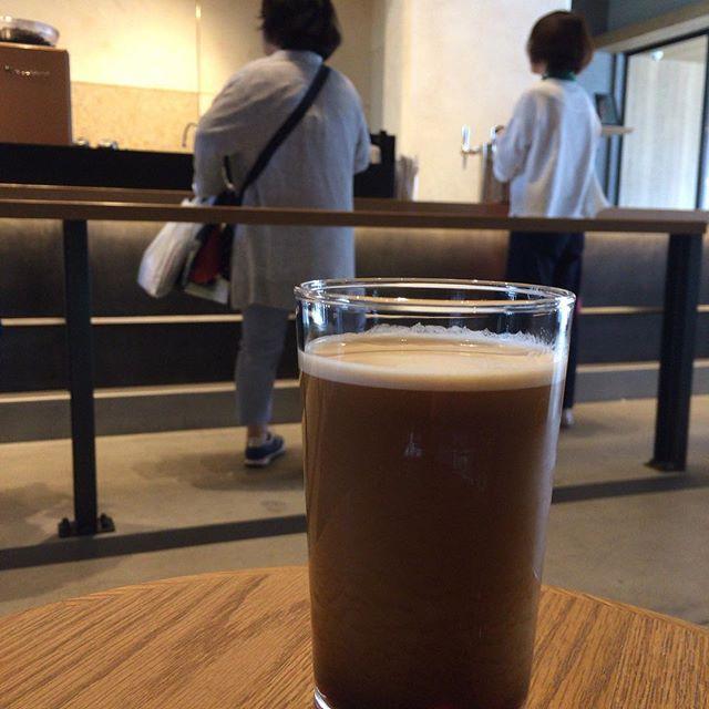 ザックリとnitro coffee