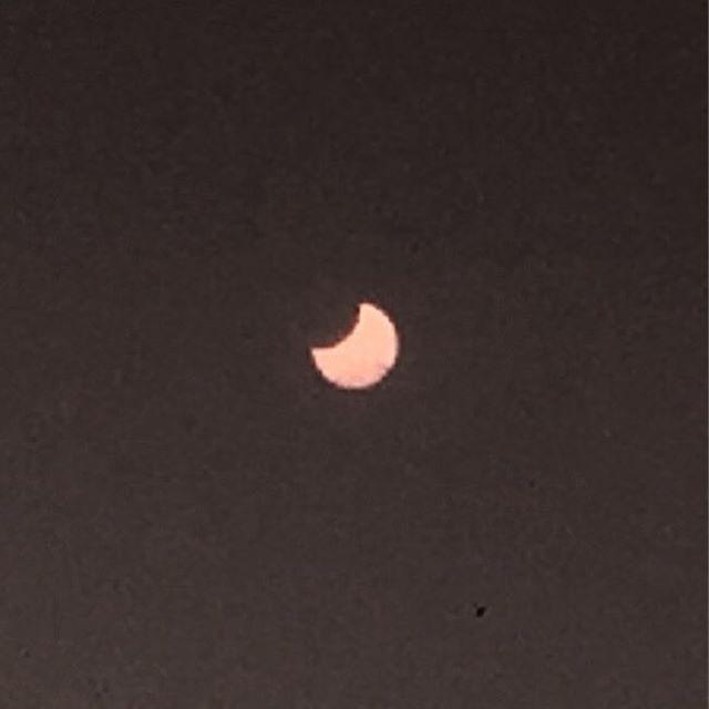 日蝕 Solar eclipse