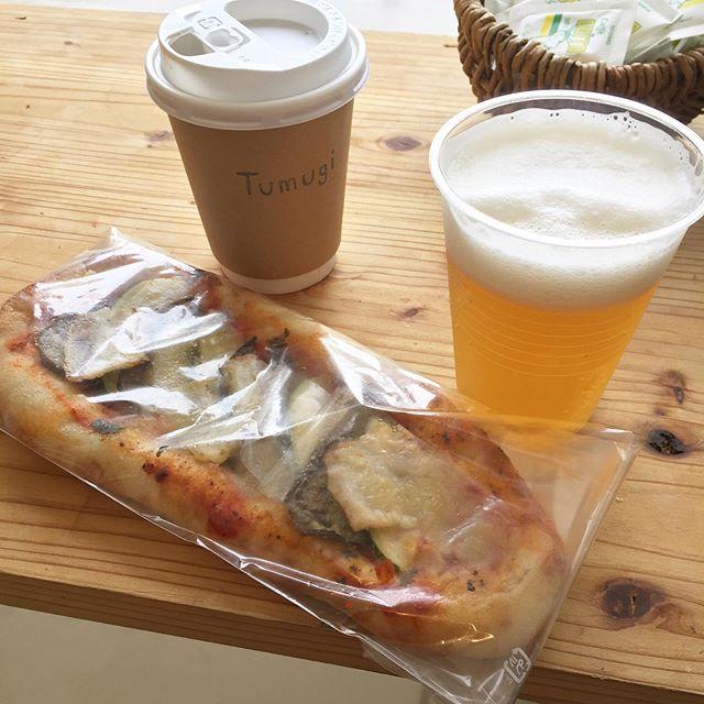 とりあえず 。  @tumugi.hej さん、 @shiki_beer さん、 @3552syokudo さんで仕入れww