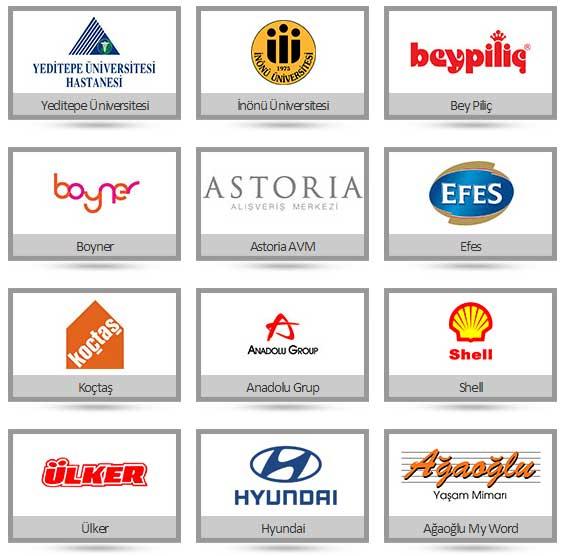 Masaj Koltuğu Müşteri Referansları 2