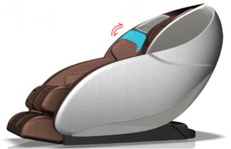 Hareketli omuz masaj hava yastıkları