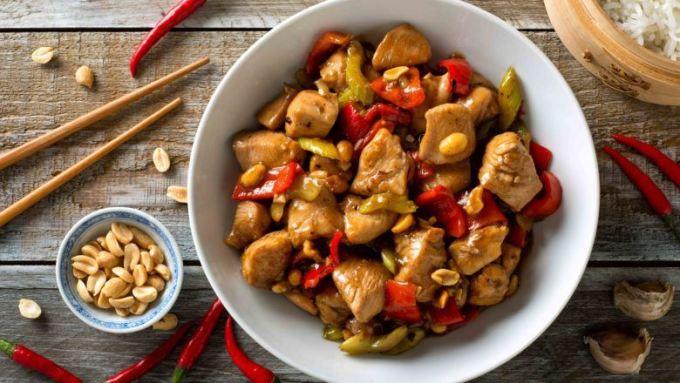 Resep Ayam Kungpao