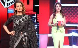 why kangana slapped sugandha