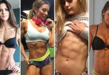 how to get six pack abs for girls in a week