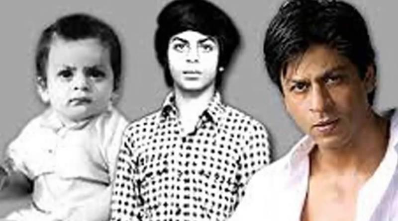 shahrukh khan childhood images