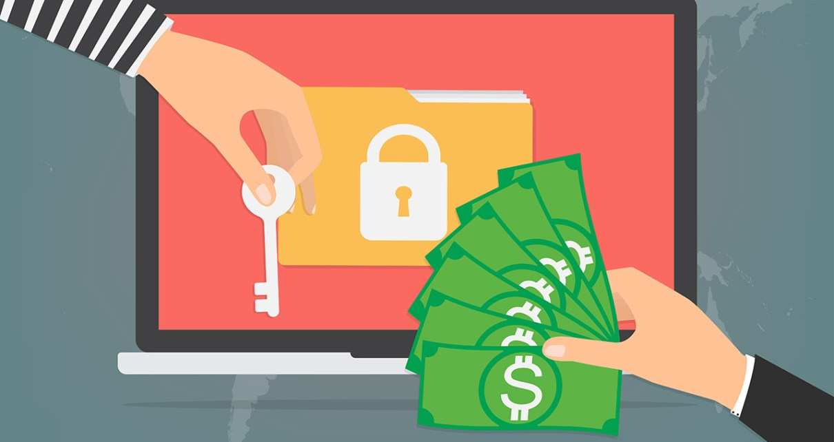 Don't pay for Ransomware