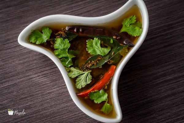 Pepper Rasam Recipe